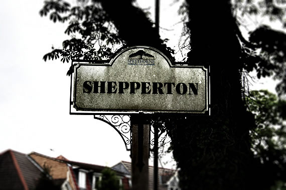 Ballardian: Shepperton Photo Essay