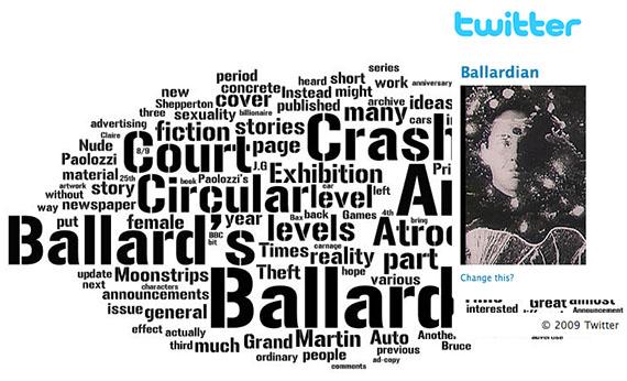 Ballardian: Twitter