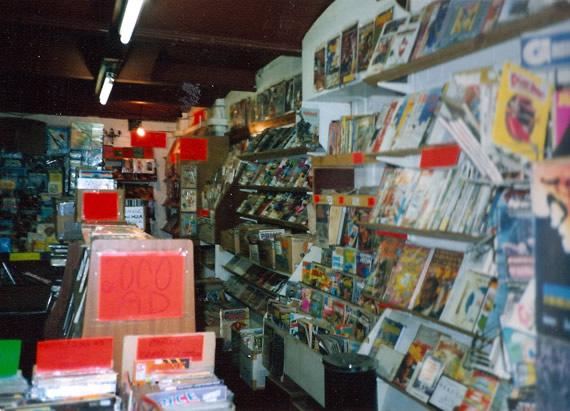 Ballardian: Savoy Books