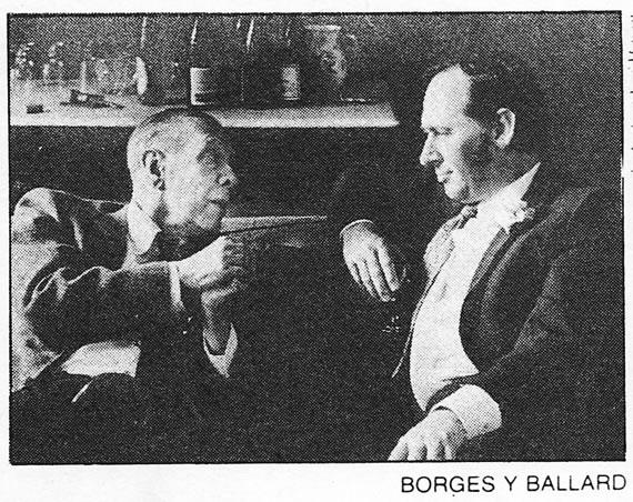 Ballardian: Borges y Ballard