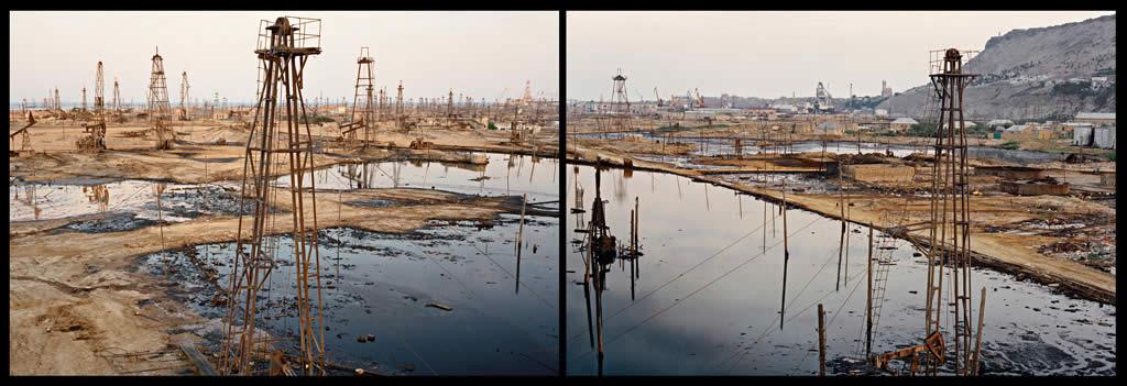 Burtynsky Oil Fields Edward Burtynsky Socar Oil