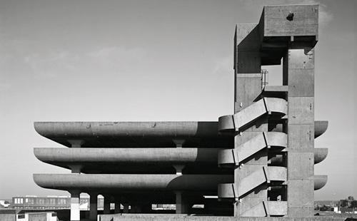 Ballardian: Car Parks