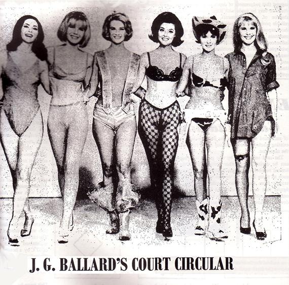 Ballardian: J.G. Ballard's Court Circular