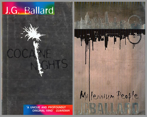 Ballardian: Cocaine Nights