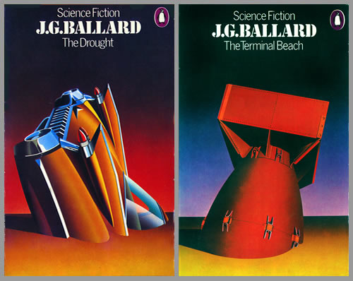 Ballardian: The Drought/The Terminal Beach