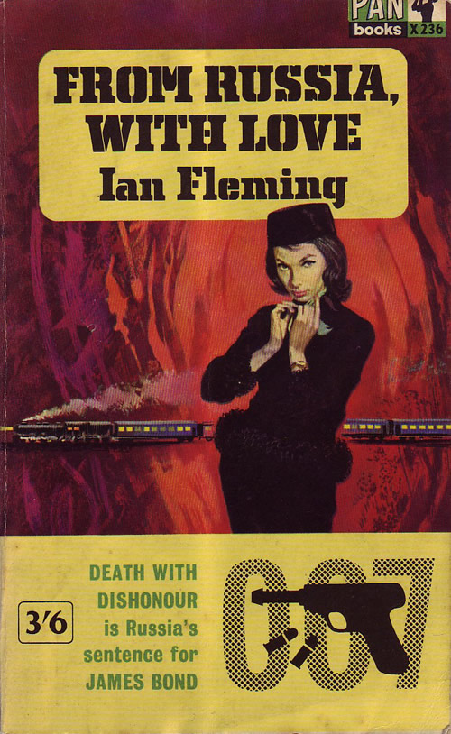 Ballardian: Ian Fleming