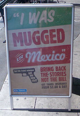 Ballardian: Mugged in Mexico