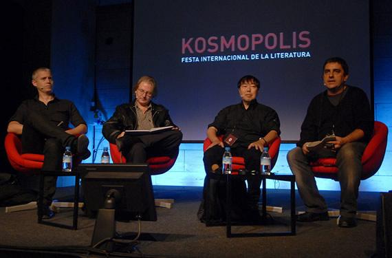 Ballardian: Kosmopolis 08