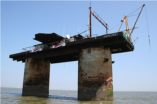 Simon Sellars: Sealand