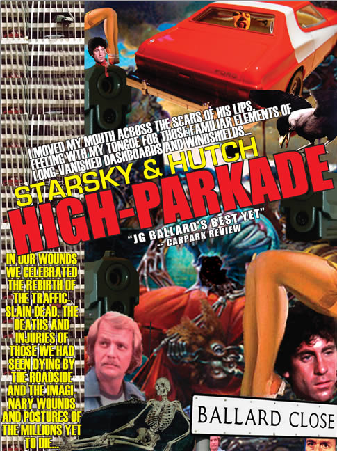 Starsky & Hutch: Novelisation by J.G. Ballard
