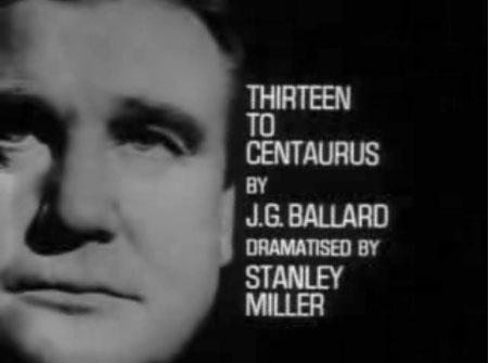 Ballardian: Thirteen to Centaurus