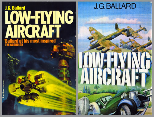 Ballardian: Low-flying Aircraft