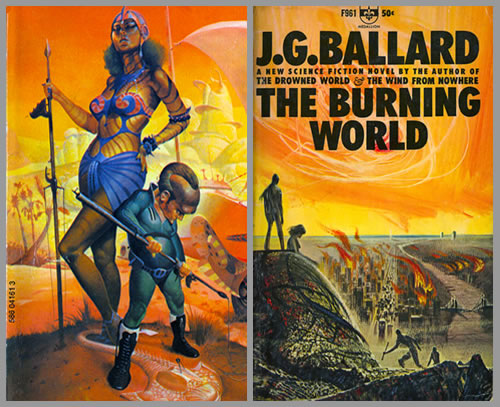 Ballardian: Vermilion Sands/The Burning World