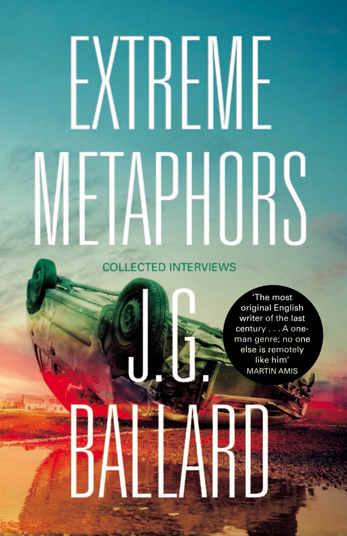 Extreme Metaphors A Launchpad For Other Explorations