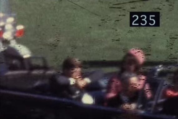 The Death of Affect - Zapruder Frame 235