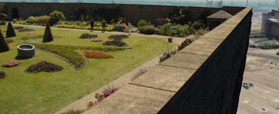 high rise garden