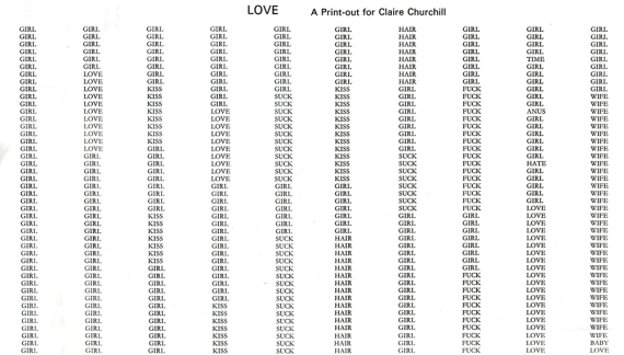 love claire court