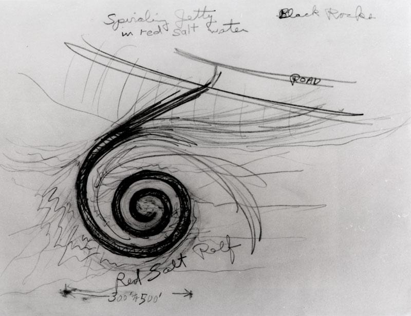 robert smithson the spiral jetty essay